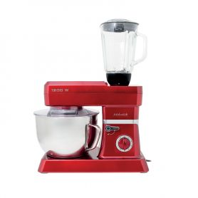 ROBOT PETRIN MULTIFONCTION MODELE XL KITCHEN MACHINE ED LIMITEE RED