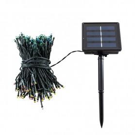 GUIRLANDE SOLAIRE MULTICOLORE MODELE WL200RGB WI-LIGHT