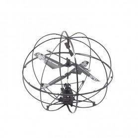 DRONE EN SPHÈRE ULTRA RÉSISTANT MODÈLE UFO DYNABASS