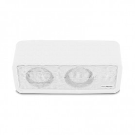 ENCEINTE BLUETOOTH ET POWERBANK POWERSOUND BLANC DYNABASS