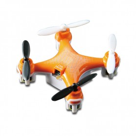 DRONE QUADCOPTERE RÉSISTANT AUX IMPACTS MODÈLE KATANE ORANGE