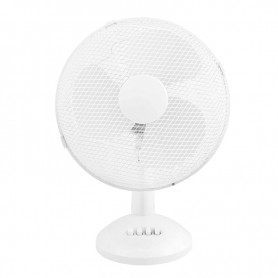 VENTILATEUR DE TABLE OSCILLANT A 3 VITESSES HVL30 HARPER