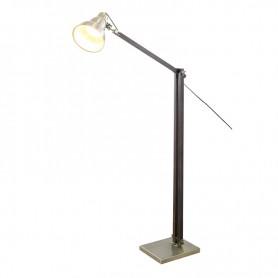 LAMPE TRÉPIED LISEUSE MODÈLE EXTRAKT BRONZE MAC ANDREWS