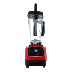BLENDER CYCLONIC AVEC BOL TRITAN 2L BE TURBO ROUGE DE NOON