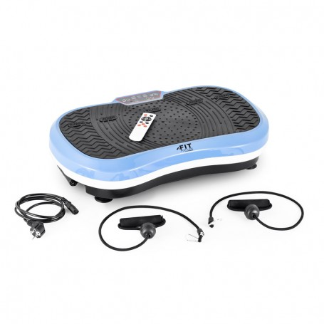 MACHINE A VIBRATIONS SILENCIEUSE FIT-VIBROPLATE DE FITFORLIFE