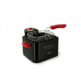 FRITEUSE BLACK & RED 2000W 2.5L MODÈLE DF2600 DE HARPER