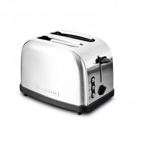 GRILLE PAIN INOX 3 FONCTIONS DEUX FENTES FAMILY_TOAST_INOX DE KITCHENCOOK