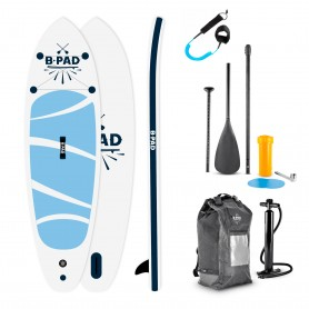 PLANCHE STAND UP PADDLE GONFLABLE PACK COMPLET FIT BPAD3 DE FIT FOR LIFE